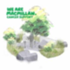 RHS show garden, Macmillan Legacy Garden, Chatsworth flowe show