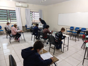 Projeto Super Cérebro em Cunhataí -SC