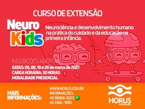 Curso de Extensão - Neuro Kids!