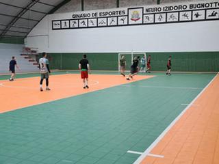 Noite do desafio Horus Futsal reúne acadêmicos