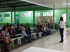 Horus realiza integração entre escola, pais e alunos em Sul Brasil