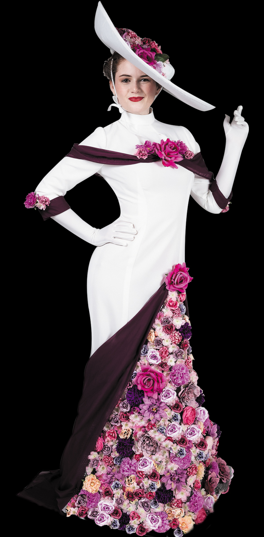 My Fair lady - Ascot dress Eliza
