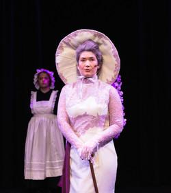 My Fair lady - Ascot Mrs Higgins