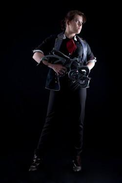 Booker (Bioshock) Cosplay