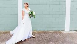 Wedding dress commision
