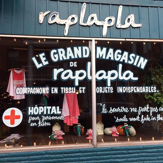 Raplapla cape