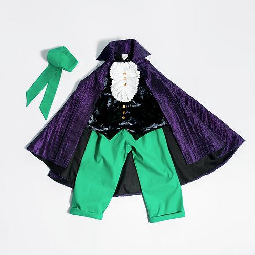 Le Comte vert