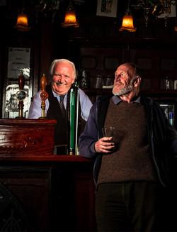 Three Nights at the Green Barrow Pub