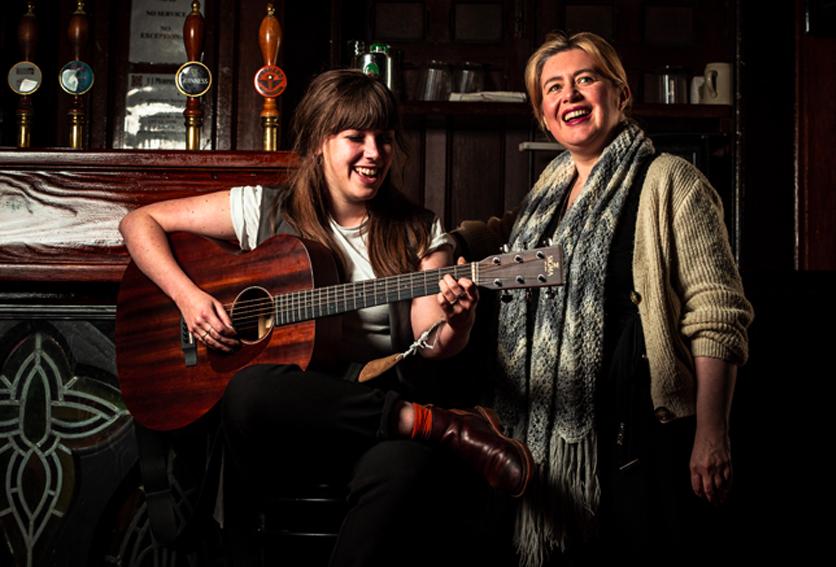 Three Nights at the Green Barrow Pub - Catlin & Sue