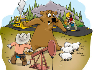Collective Narcissism and the Plight of Ursus arctos in Europe and America