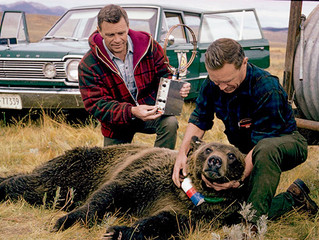 A Grizzly Tribute to John and Frank Craighead