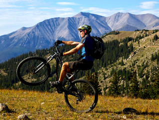 Traveling Fast & Silent: Mountain Biking With Grizzly Bears