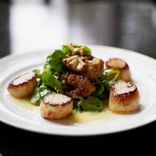 Hauptgericht Gourmet-Küche Mahlzeit