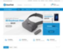 Blue Bridge Web Services Ecommerce Website Sample