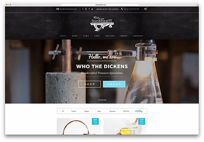 Blue Bridge Web Services Website Example