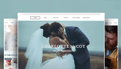 Sample Website Designs