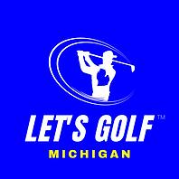 Let's Golf Michigan Logo Concept MI.png