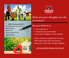 Keith Long Life Insurance Post Graphic