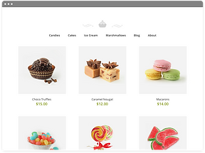 Ecommerce Website Sample
