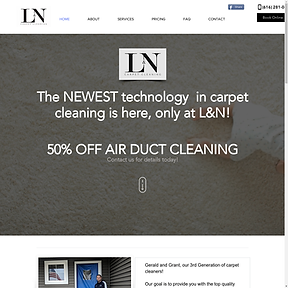 L&N Carpet Cleaning