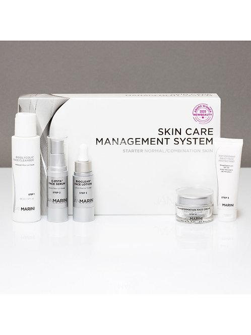 Starter Skin Care Management System™