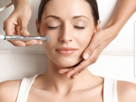 Introducing Microdermabrasion....