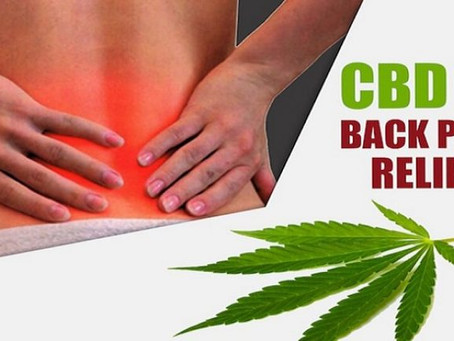 Health Benefits of CBD Oil For Pain