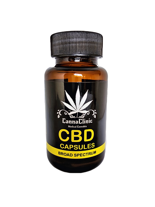 CannaClinic CBD Capsules