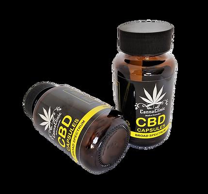CannaClinic CBD Capsules