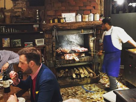 פריז: בשר מהאח