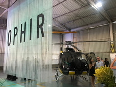 Evento Ophir Alta Heliport