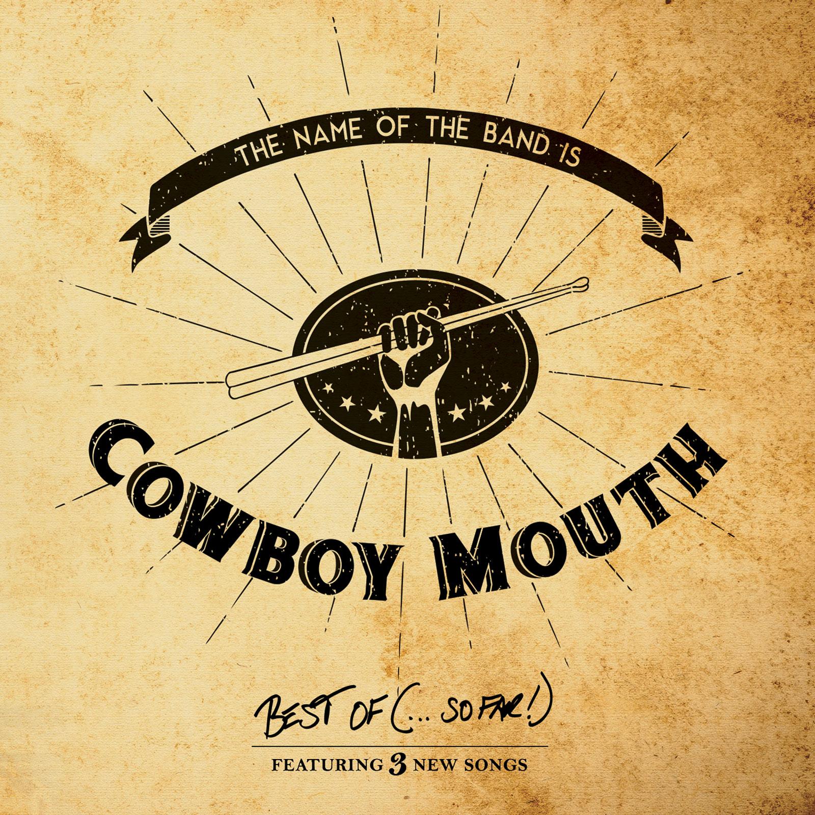 Cowboy Mouth Album Cover