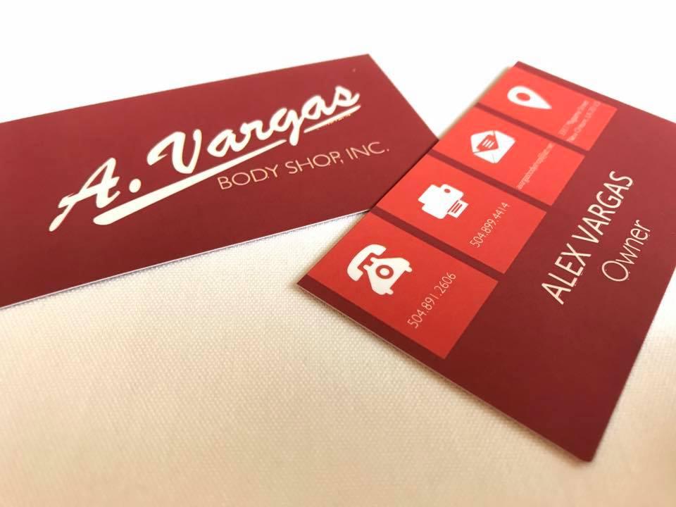 Vargas Body Shop