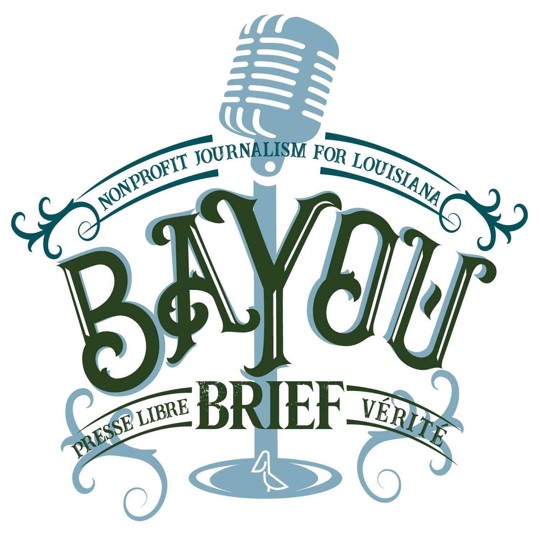 Bayou Brief Podcast Logo