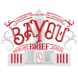 Bayou Brief State News Logo