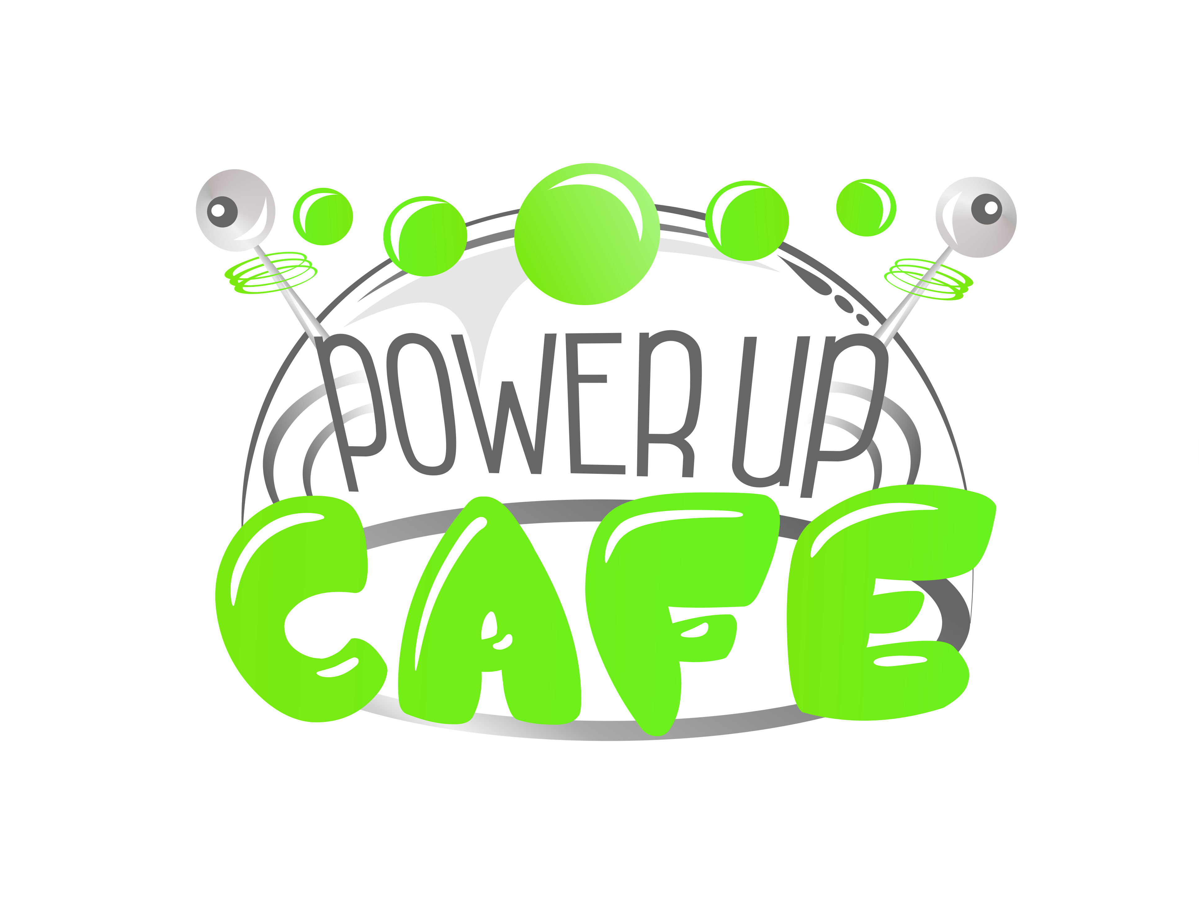Power Up Cafe