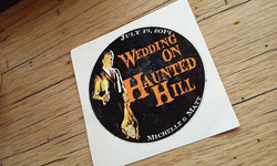 Wedding on Haunted Hill