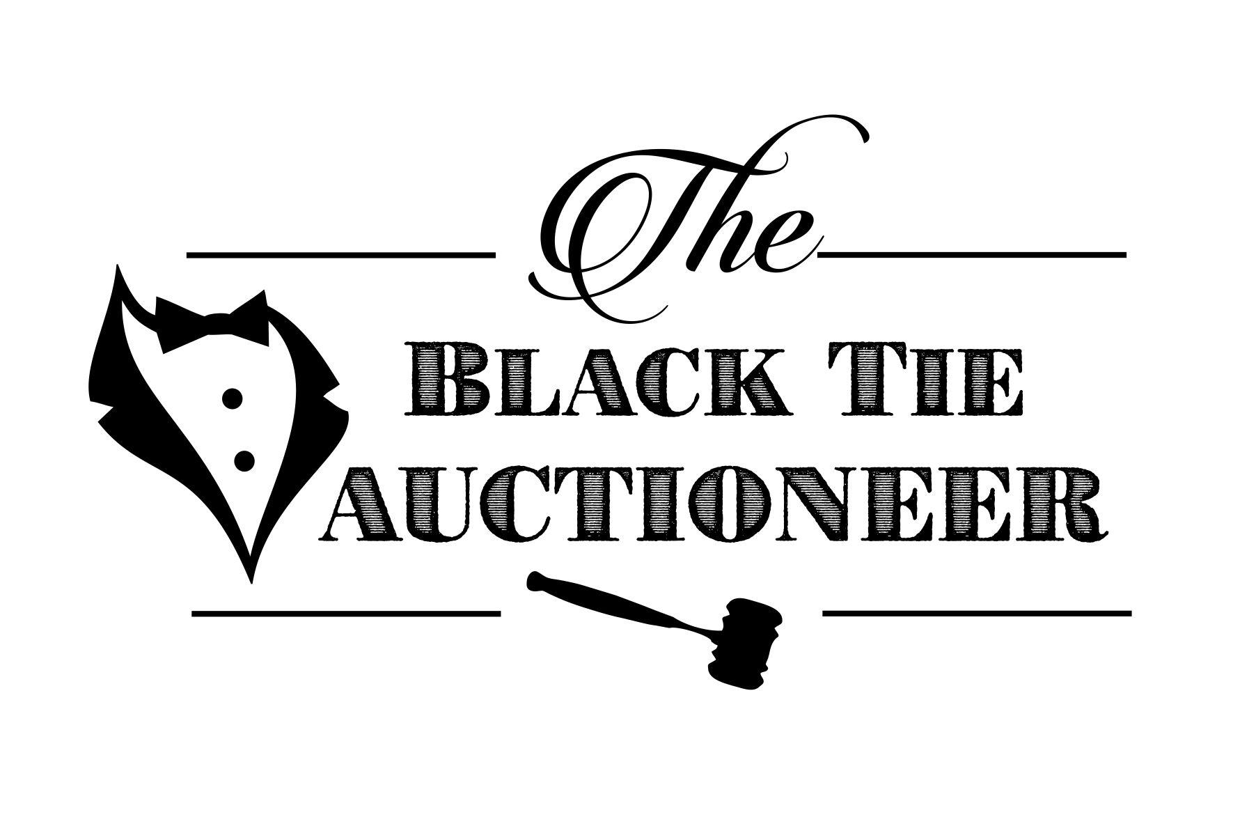 The Black Tie Auctioneer