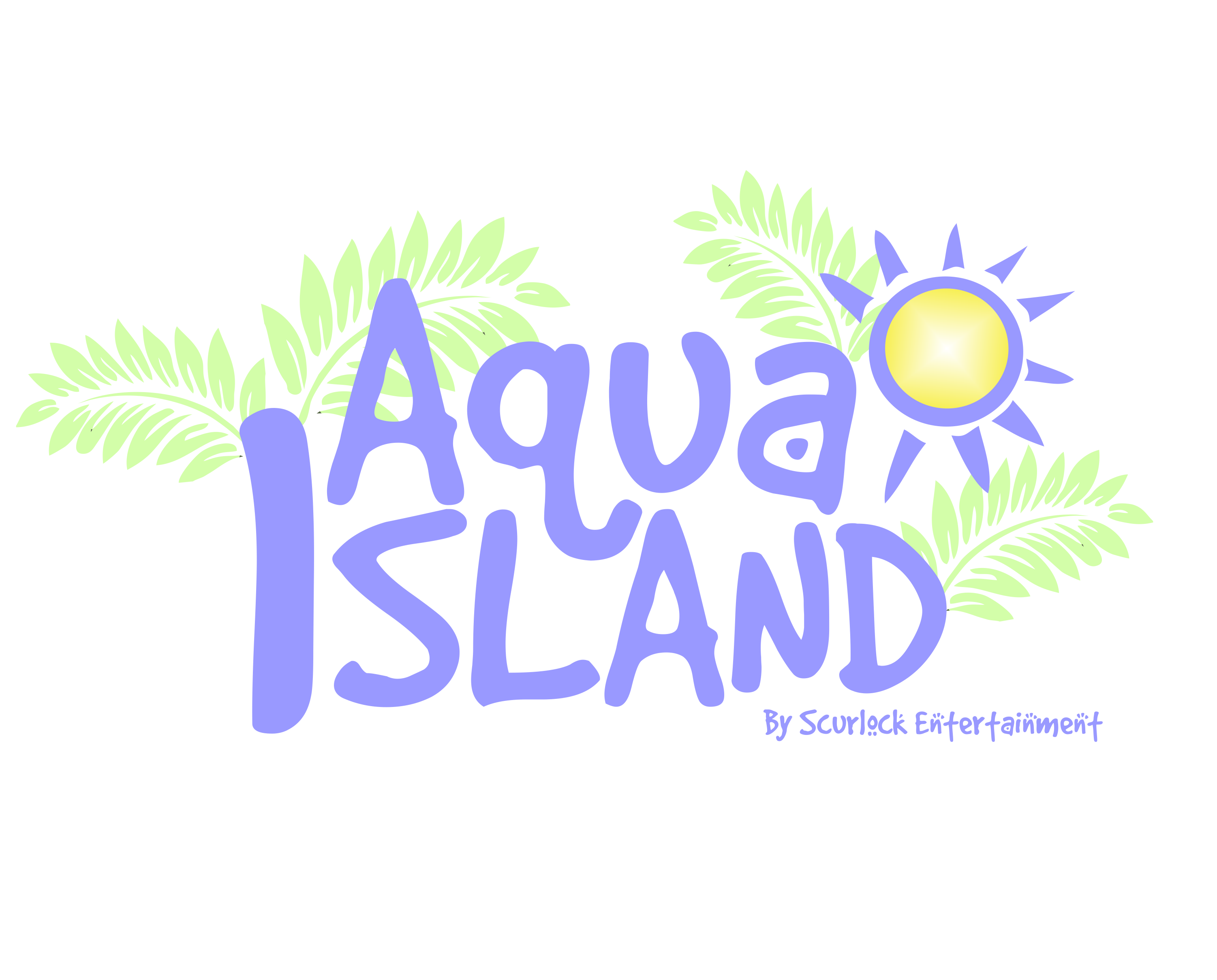 Aqua Island Logo