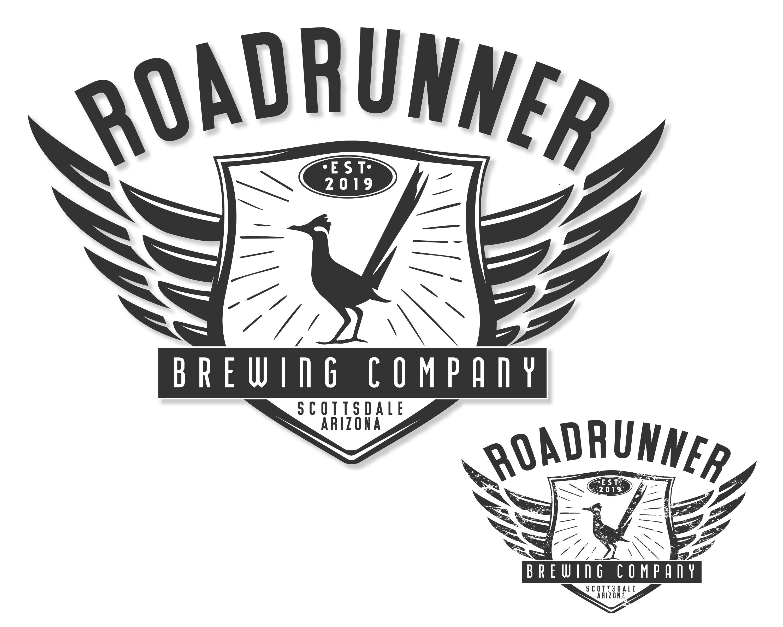 Roadrunner Brewing Company Logo