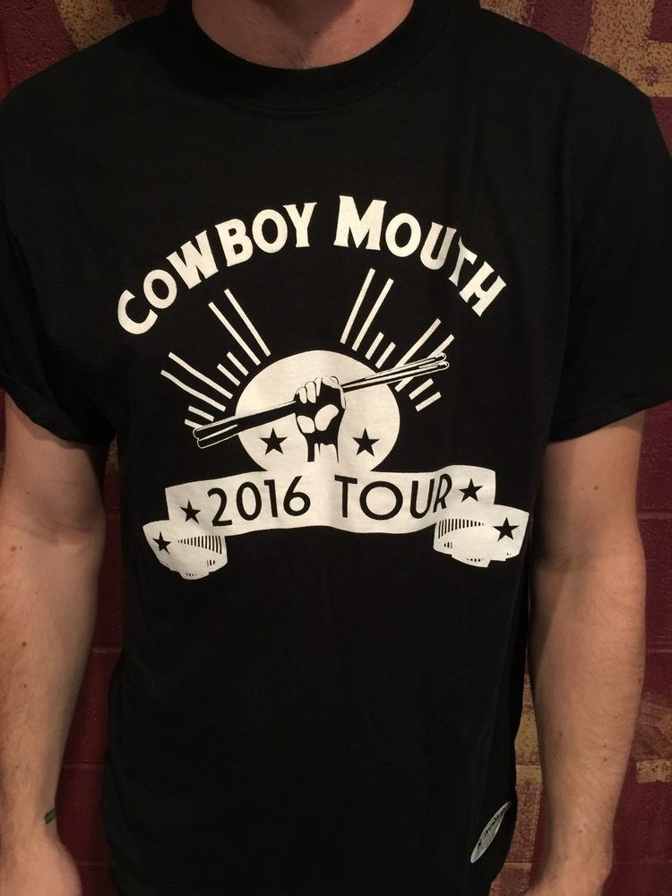Cowboy Mouth 2016 Tour