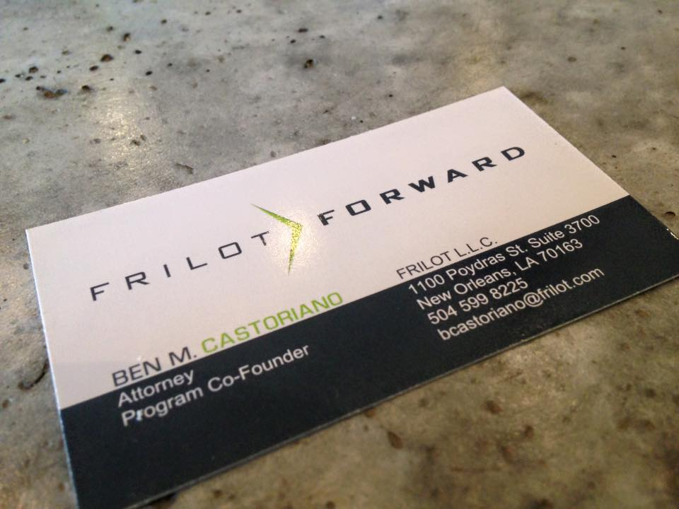 Frilot Forward