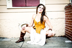 Ragged Leather Promo Shoot