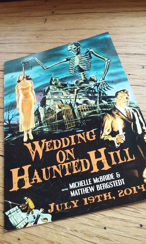 Wedding on Haunted Hill