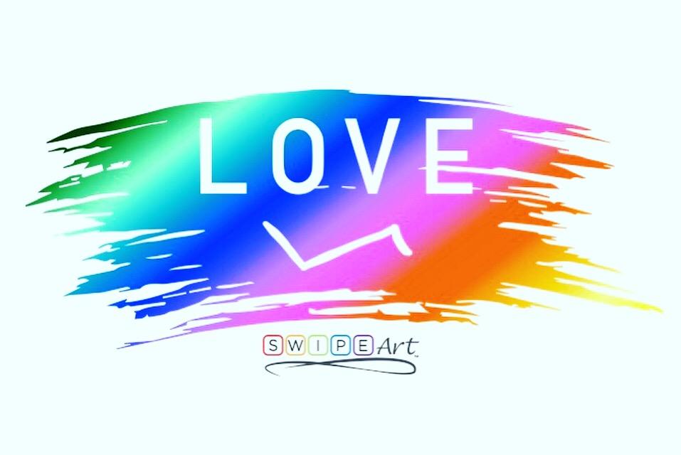 Swipe Art Merch Design