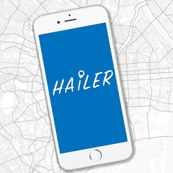 Hailer App Logo