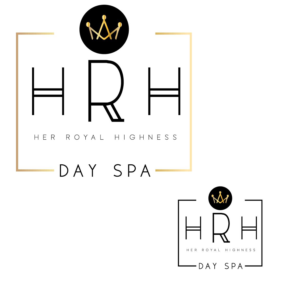 Her Royal Highness Logo