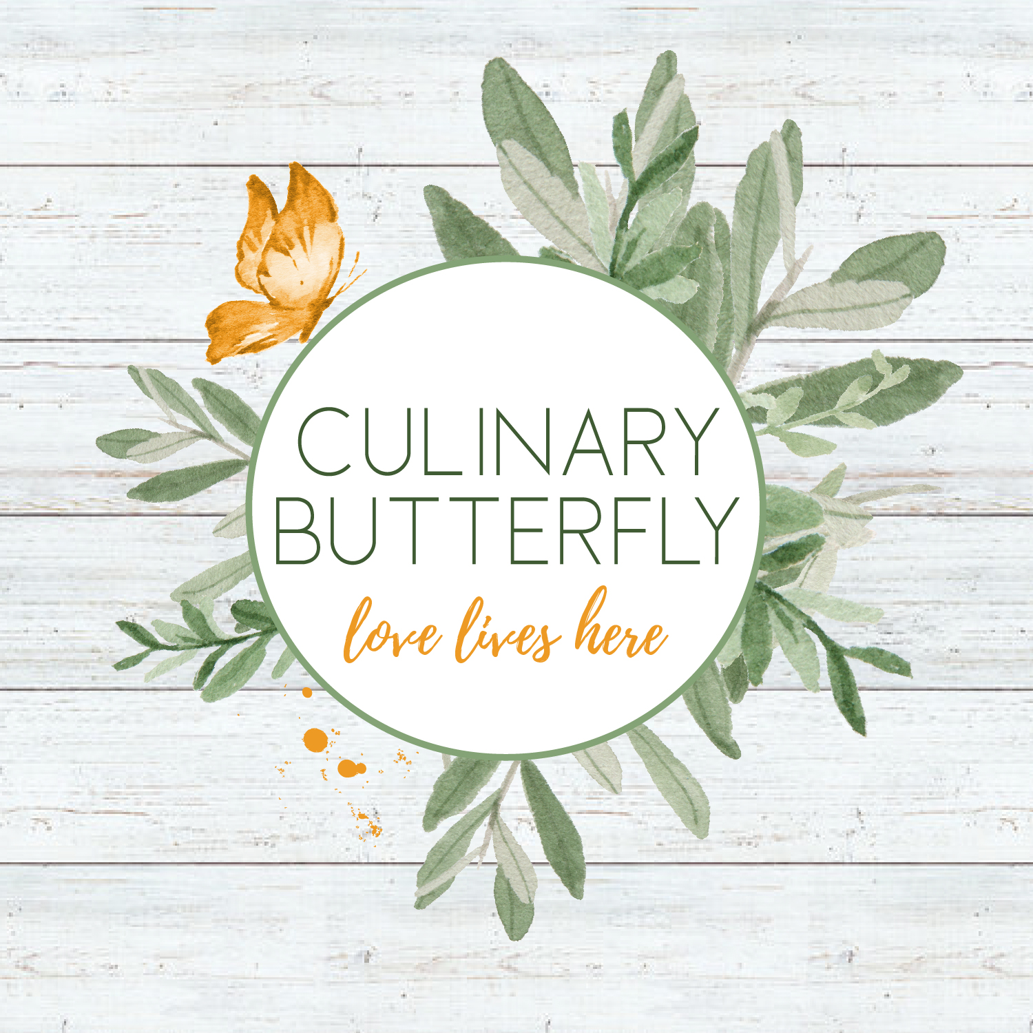 Culinary Butterfly