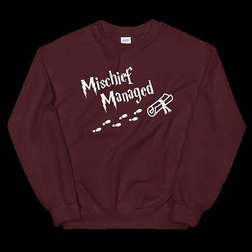 Mischief Managed - Sweatshirt (dark)