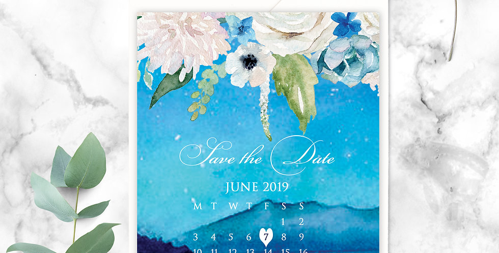 No.18 | Midsummer Dreams Save the Date